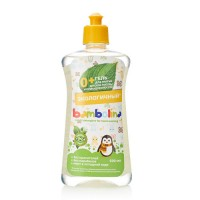 Bambolina гель для мытья посуды детский 500мл