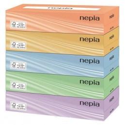 Nepia салфетки бумажные 2сл 200шт