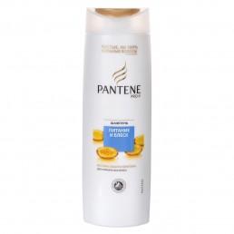 PANTENE PRO-V Шампунь 400мл Питание и блеск