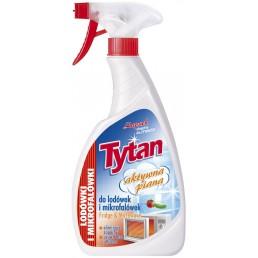 TYTAN Жидкость для чистки холодильников и микроволновых печей 500г спрей