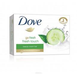 DOVE Крем-мыло 100г прикосновение свежести