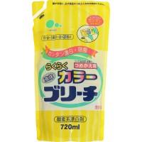 MITSUEI Отбеливатель кислородный для цветных тканей 720мл (м/у)