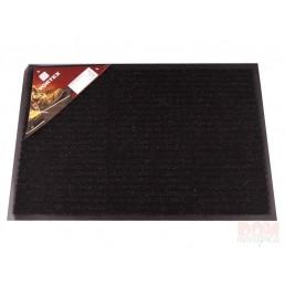 VORTEX коврик влаговпитывающий ребристый 40х60см черный