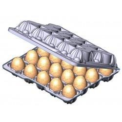 Яйцебоксы ЯП-20 для перепел. яиц