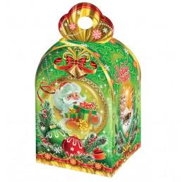 Коробка подарочная НГ ПРЕЗЕНТ 1000гр N12