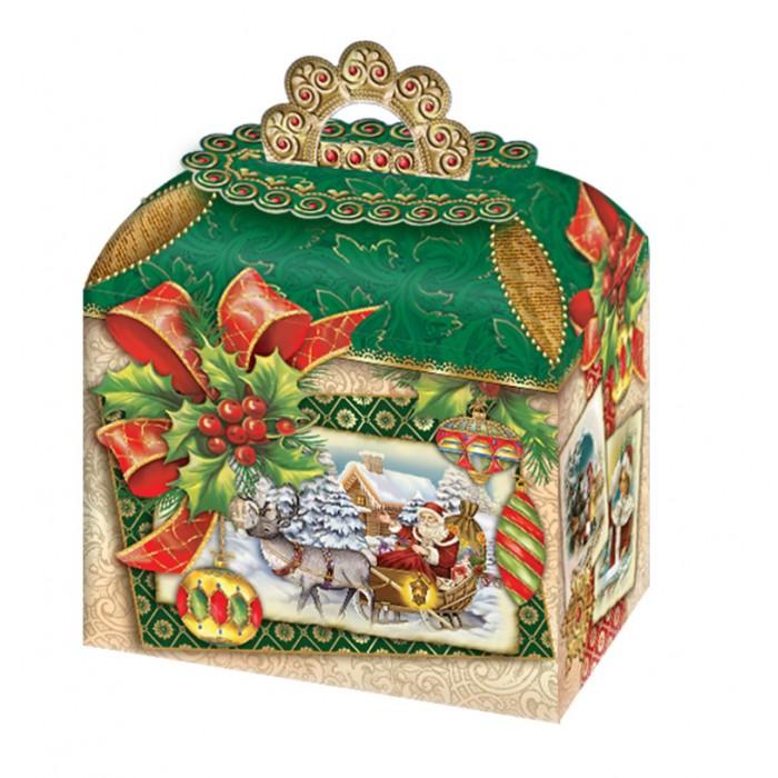 гараж подарок конфеты ретро открытка ОЗЕРА