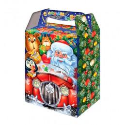 Коробка подарочная МАШИНКА РЕТРО 1000гр