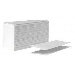ПЕРО Полотенца бумажные листовые 23х22см V-сл 1сл 200л