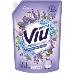 Aroma Viu кондиционер-ополаскиватель для белья 2,1л лаванда