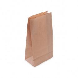 Пакет крафт 120х80х240мм без ручки (№8)