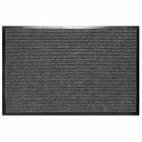 VORTEX коврик влаговпитывающий ребристый 40х60см серый
