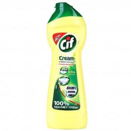 СИФ крем чистящий 250мл актив лимон