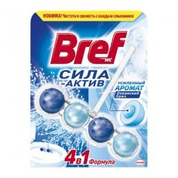 БРЕФ Сила-Актив туалетный блок 50г Океанский бриз