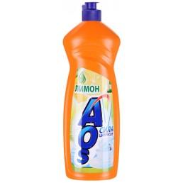 АОС Средство для мытья посуды 1л Лимон