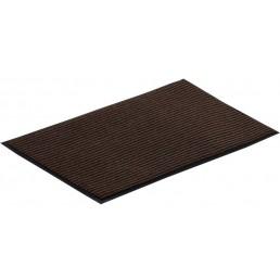 VORTEX коврик влаговпитывающий ребристый 50х80см коричневый