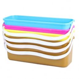 Ведро для мытья полов пластик 45х15х17см с ручками
