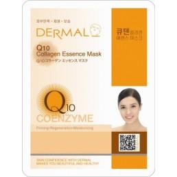 DERMAL Косметическая маска с коллагеном 23г Коэнзимом Q10