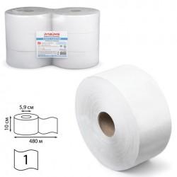 ЛАЙМА ПРОФ. Туалетная бумага 1сл 480м