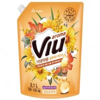 Aroma Viu кондиционер-ополаскиватель для белья 2,1л мимоза
