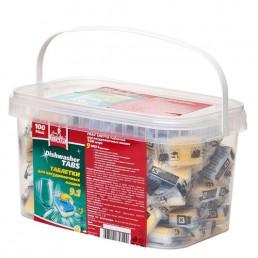FRAU GRETTA Таблетки для посудомоечных машин 100шт