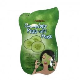 PEEL-OFF-MASK ОГУРЕЦ Очищающая маска-пленка для лица 10мл