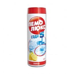 ПЕМОЛЮКС Чистящее средство порошок 480г Лимон