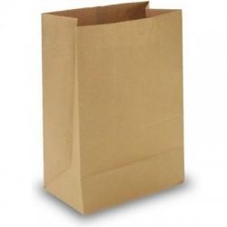 Пакет крафт 260х150х340 без ручки (№3)