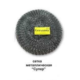 ОТТО Мочалка металлическая Супер