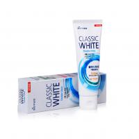 CLASSIC WHITE Зубная паста 110г Мята и ментол