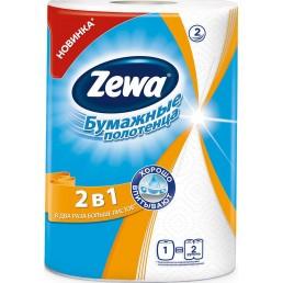 ЗЕВА Бумажные полотенца 2сл 30м 1рул