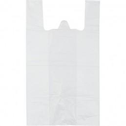 Пакет майка белый Евро 27х49см 4,0г 50шт