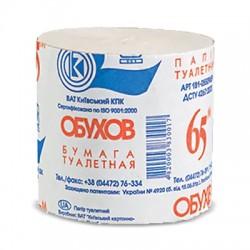 ОБУХОВ Туалетная бумага 65м