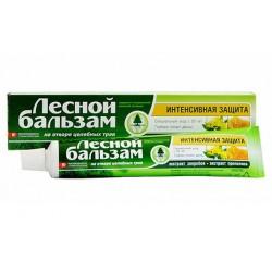 ЛЕСНОЙ БАЛЬЗАМ зубная паста 75мл интенис защита