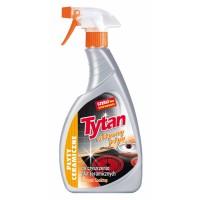 TYTAN Жидкость для чистки керамических плит 500г спрей