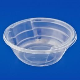 Тарелка суповая 500мл прозрачная 50шт