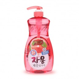 RICH BUBBLE Жидкость для мытья посуды 1л Грейпфрут