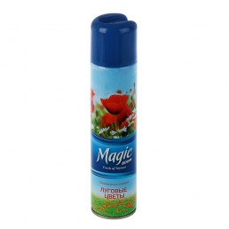 Magic BOOM освежитель воздуха 300мл луговые цветы