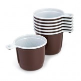 Чашки пластиковые