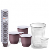 Стаканы, чашки одноразовые