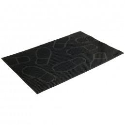 VORTEX коврик придверный 40х60см Следы