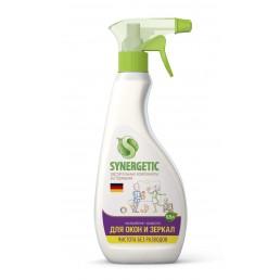 СИНЕРГЕТИК Средство для мытья окон и зеркал 500мл