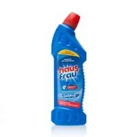 HAUS FRAU Средство чистящее для сантехники гель 750мл Морская свежесть
