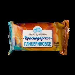 КРАСНОДАРСКОЕ Мыло туалетное 150г Глицериновое