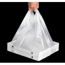 Пакет майка под пиццу 32х24х60см 14мкм 10шт