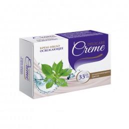DELICARE Крем-мыло 100г Освежающее
