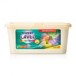 LAVEL ЭКСПЕРТ капсулы для стирки цветного белья 15шт