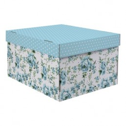 Коробка подарочная складная 31,2х25,6х16,1см Моя коробочка арт 2640218
