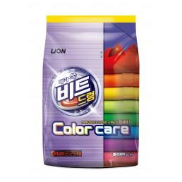 BEAT DRUM Стиральный порошок автомат 2,25кг для цветного