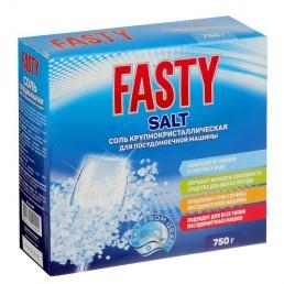 FASTY Соль для посудомоечной машины 750г