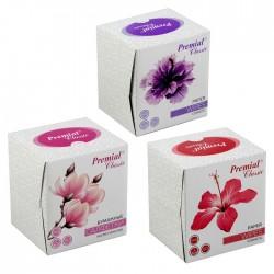 PREMIAL CLASSIC Салфетки бумажные в коробке 3сл 50шт